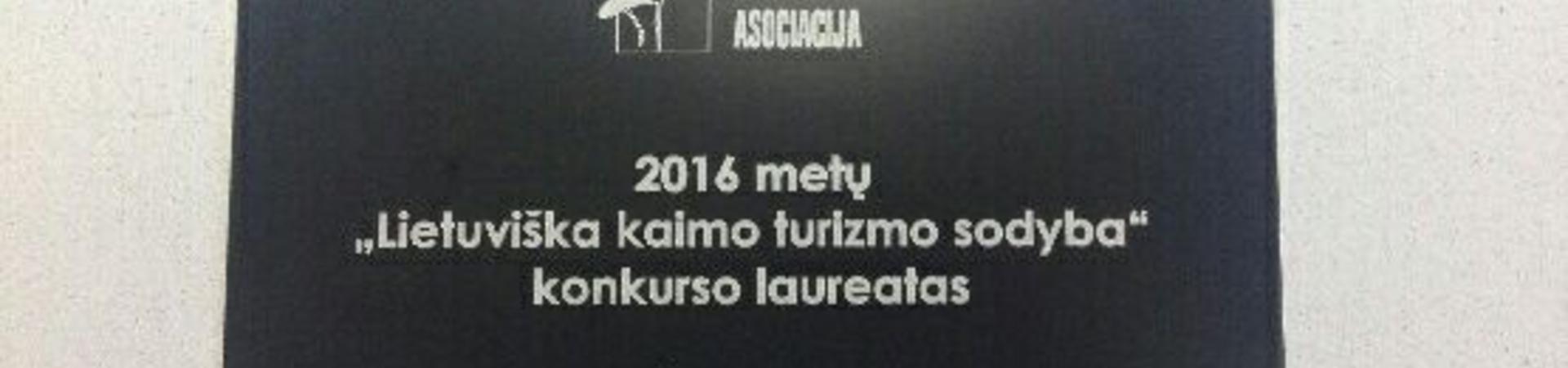 """Kliukai"" – lietuviška kaimo turizmo sodyba"