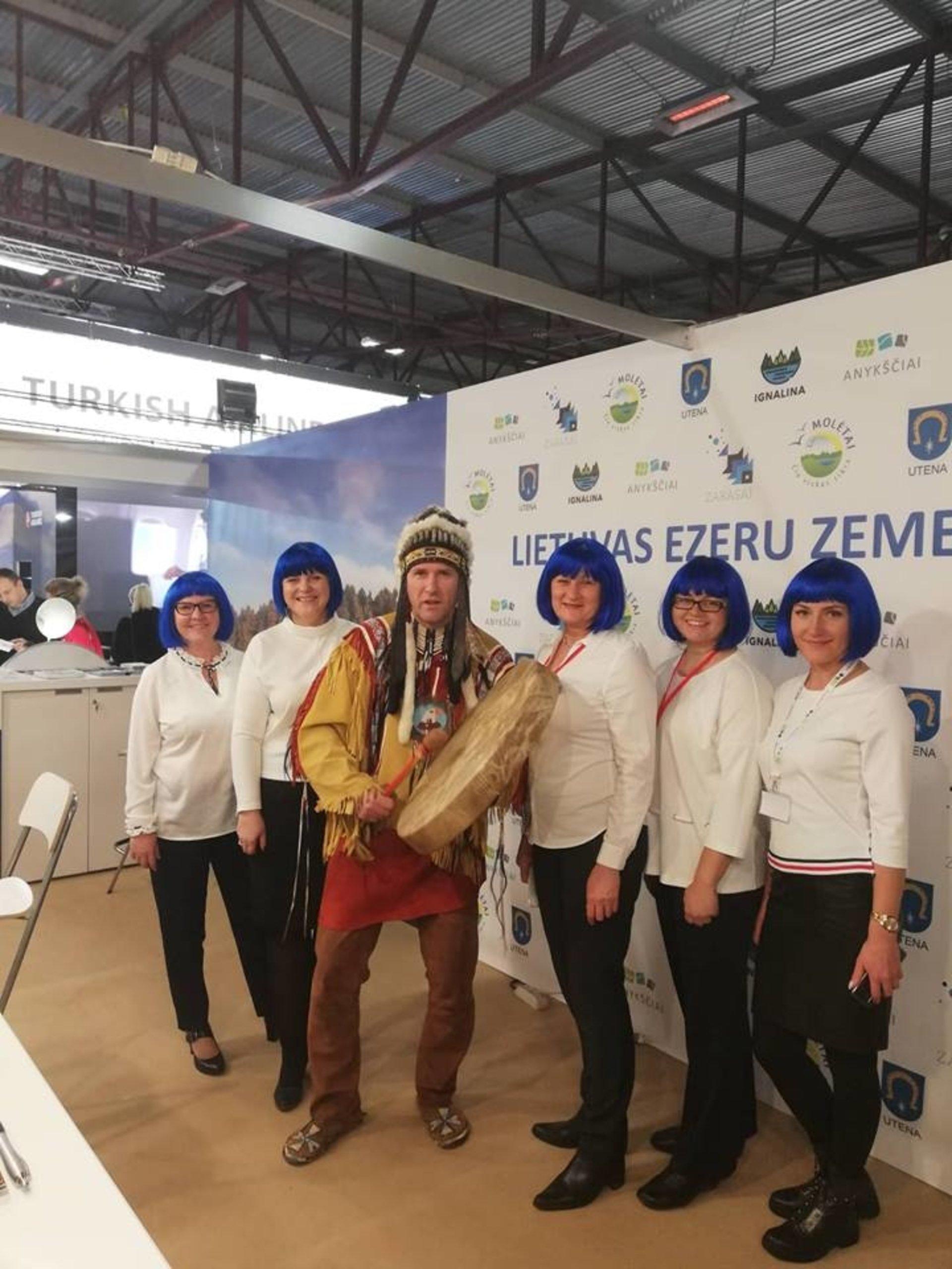 Balttour 2019 turizmo paroda Latvijoje
