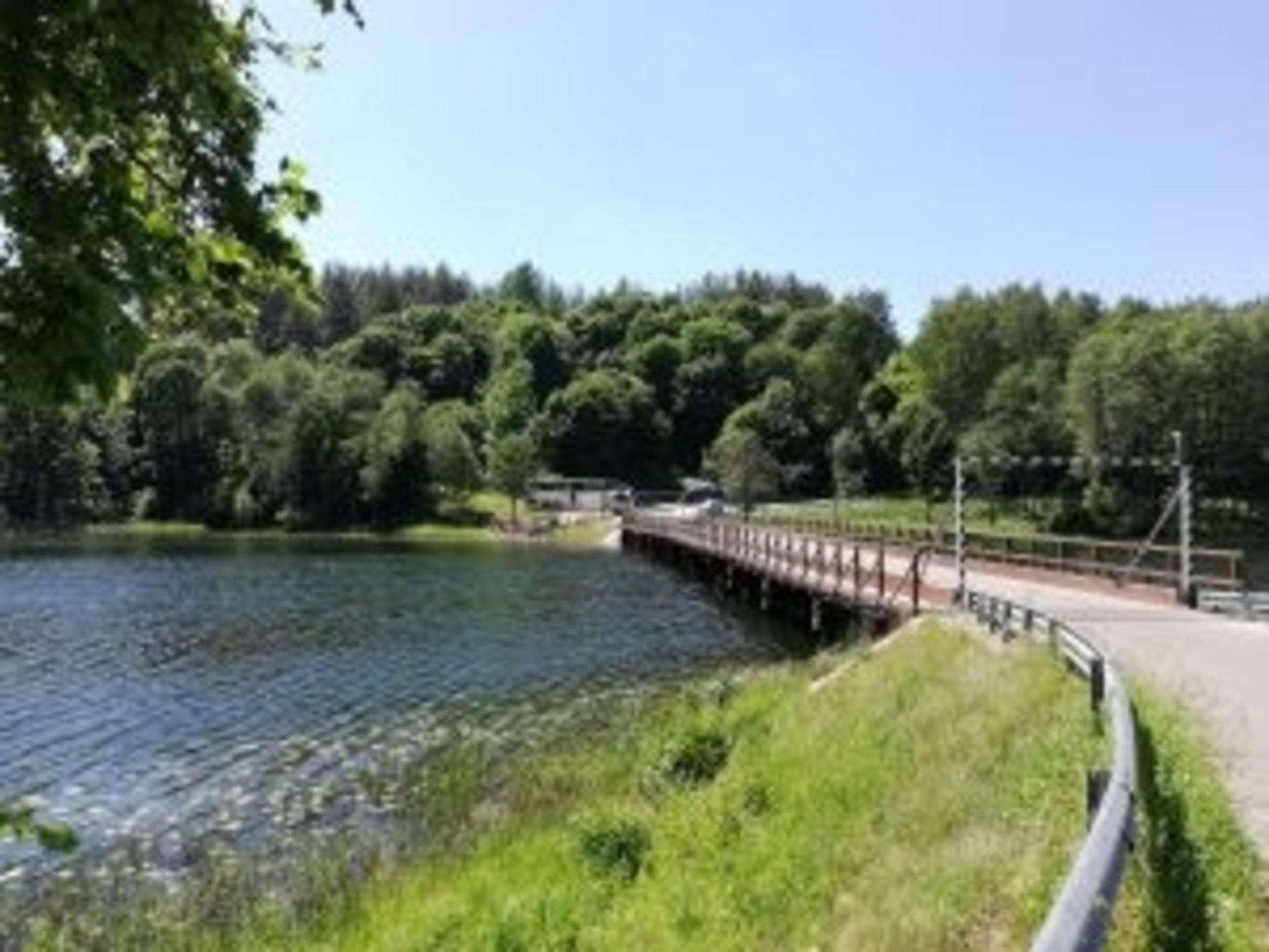 Dubingių tilto per Asvejos ežerą kapitalinis remontas
