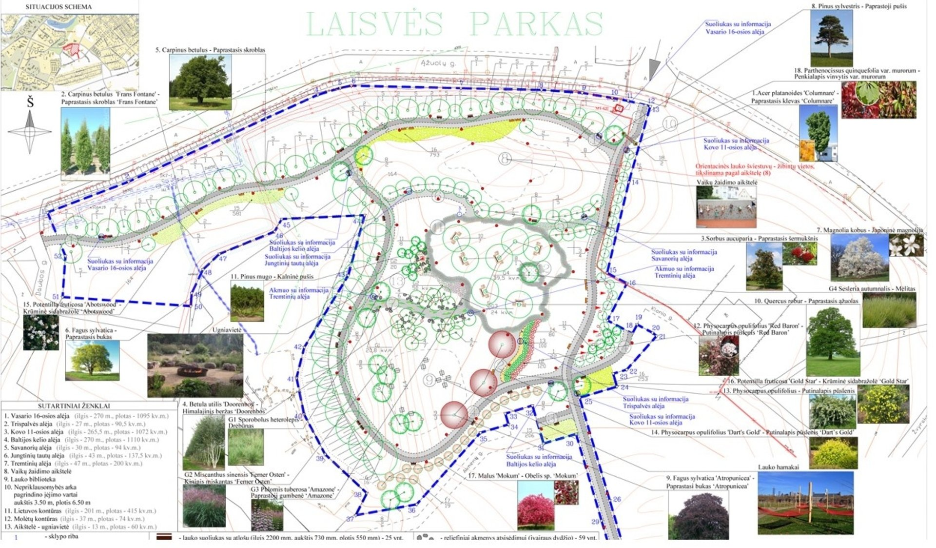 Molėtuose bus kuriamas Lietuvos valstybės šimtmečiui skirtas Laisvės parkas