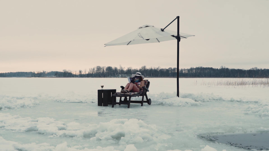 """Naujas ežerų vaizdo klipas: """"Gera kaip vasarą!"""""""