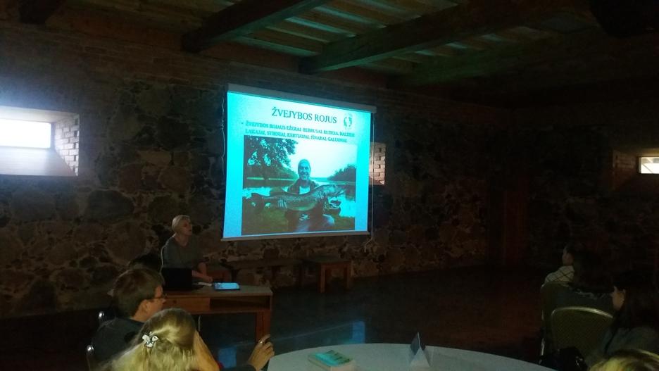 Molėtų krašto turizmo naujienos pristatytos 20-čiai kelionių organizatorių