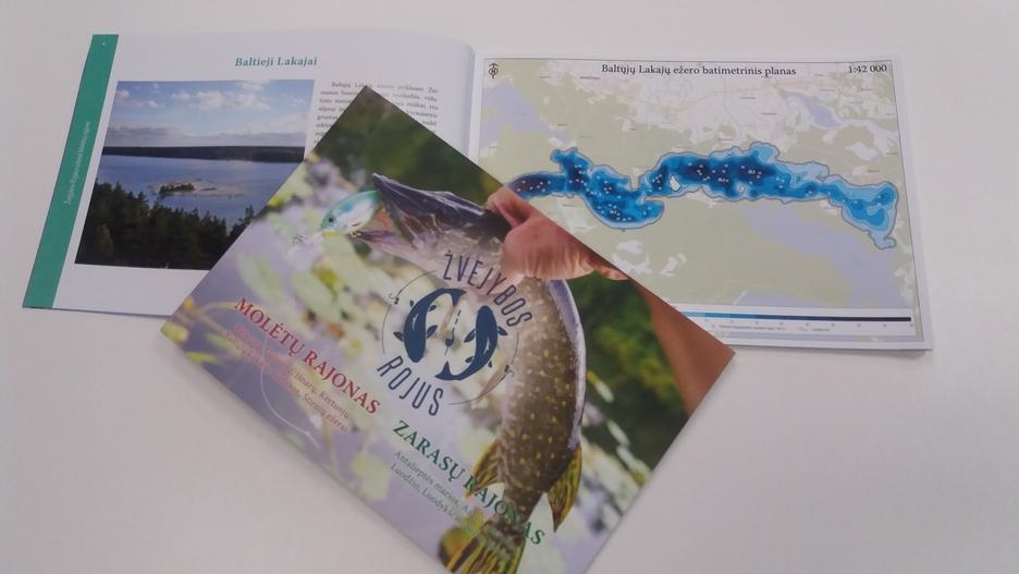 """Molėtų rajono savivaldybė baigė vykdyti projektą """"Žvejybos rojaus"""" informacinės sistemos kūrimas"""""""