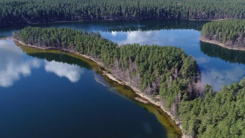Ščiūro ragas – naujas pažintinis takas šalia Baltųjų ir Juodųjų Lakajų ežerų, jau netrukus bus atvertas lankytojams