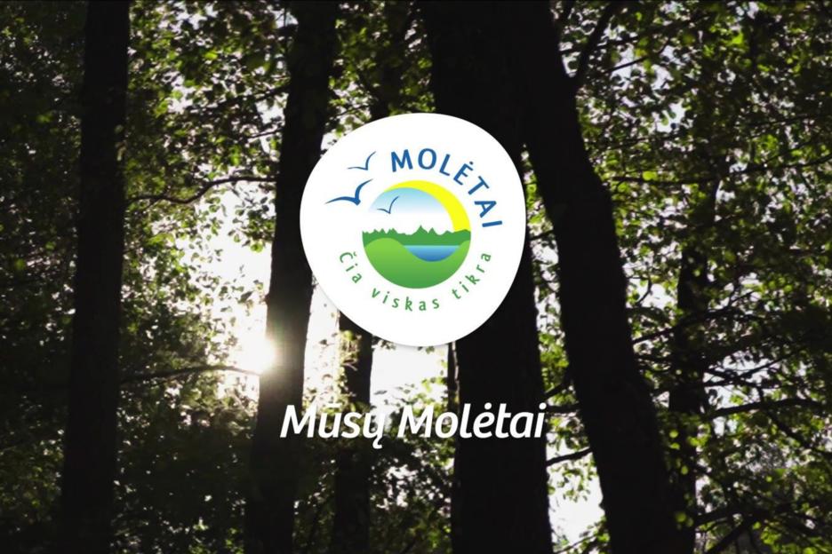 Pristatytas naujas Molėtų gyventojų vaizdo klipas