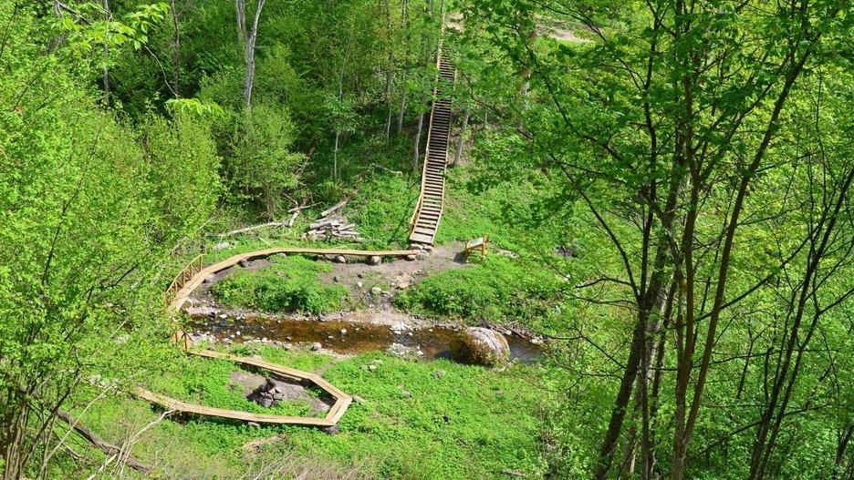 Pažintiniai takai Molėtų krašte ir Lietuvoje
