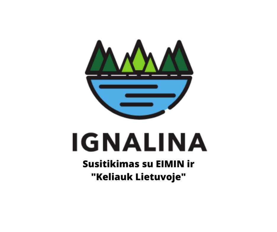 """Susitikimas su EIMIN ir """"Keliauk Lietuvoje"""""""