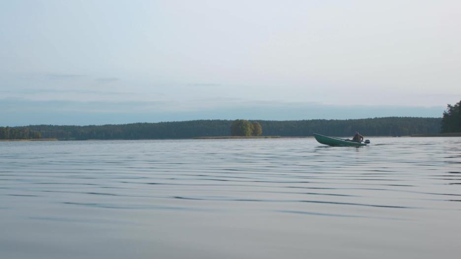 Laikas išplaukti į Molėtų ežerus - leidžiama lydekų žvejyba
