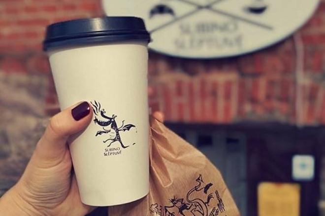 """""""Slibino slėptuvė"""", пекарня-кафе"""