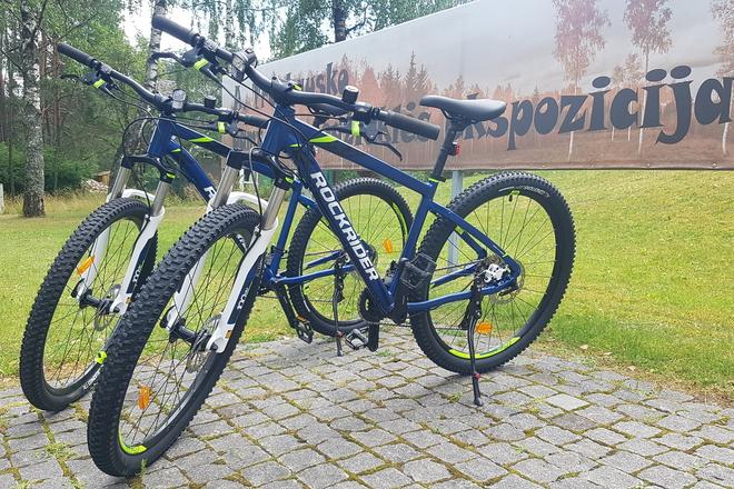 Fahrradverleih in Mindūnai