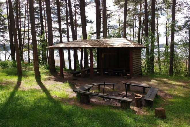 """Camping """"Siesartis"""""""