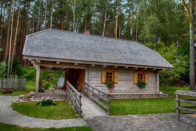 Zentrum der traditionellen Handwerke der Region Molėtai