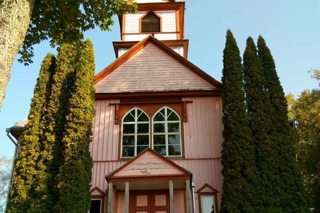 Биютишкиская церковь