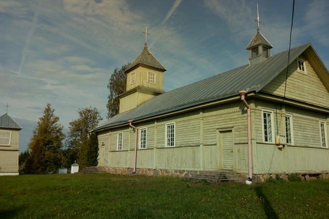 Pusnės Šv. Juozapo Globos bažnyčia