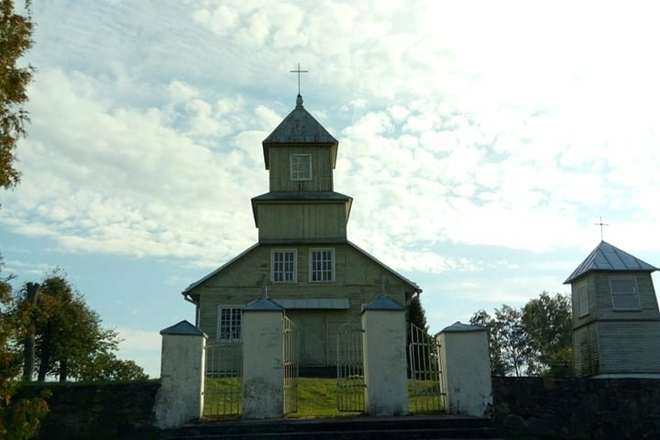 Церковь Пусне