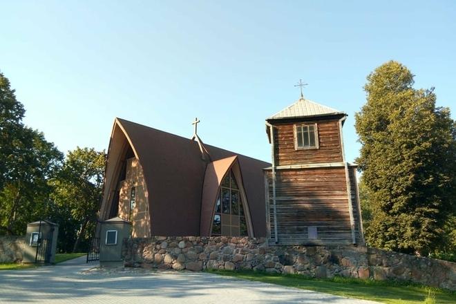 Дубингяй Георгиевская церковь