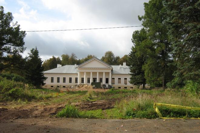 Gutshof in Arnionys