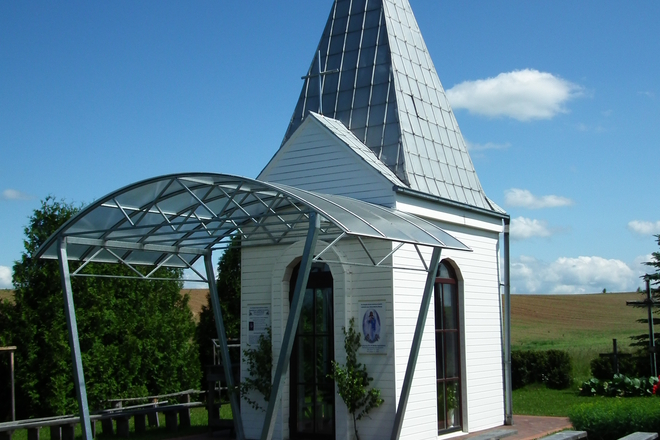 St Mary the Virgin Apparition Chapel, Janonys