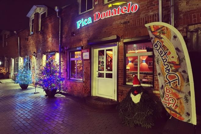 """Donatelo"", Pizzeria"