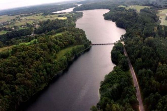 Asvejos regioninio parko vandens maršrutas