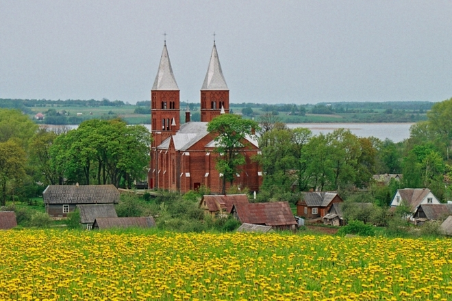 Balninkai Church