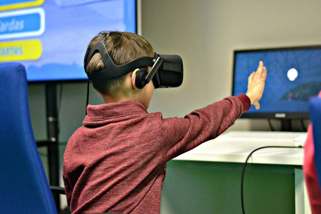 Виртуальный эдукационно-исторический тур «Молетай по-другому»