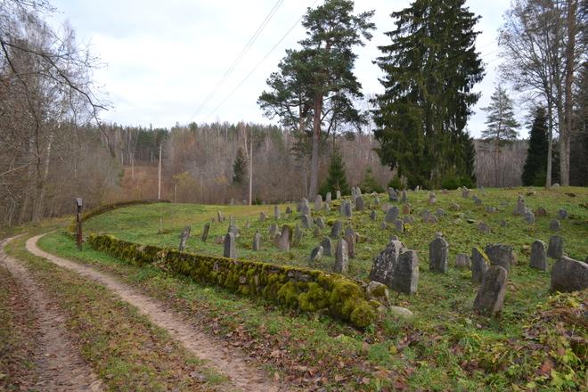 Tauragnai Jewish Cemetery