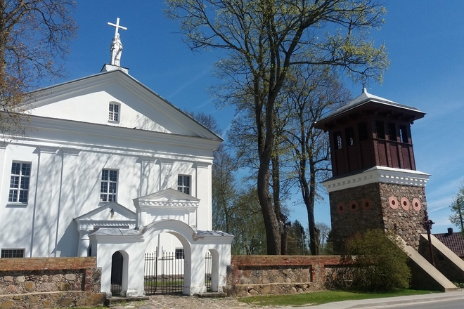 Around the churches of Molėtai district