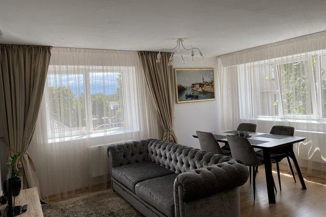 Short-term apartment rent in Molėtai