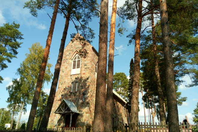 Stirniai Church