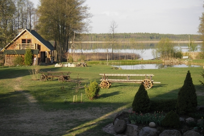 "Homestead ""Stirnelė"""