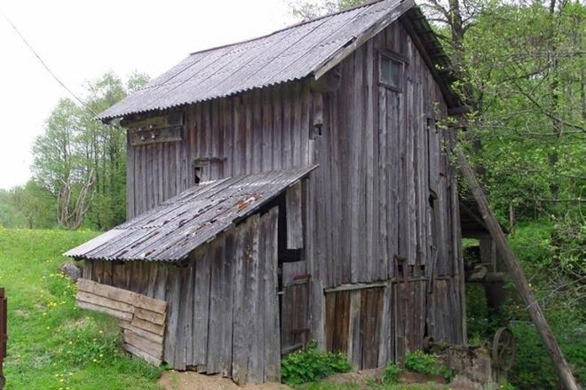 Kijėliai Watermill