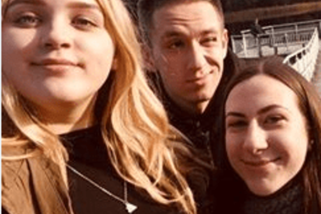 """Selfie"" orienteering tour through Molėtai"