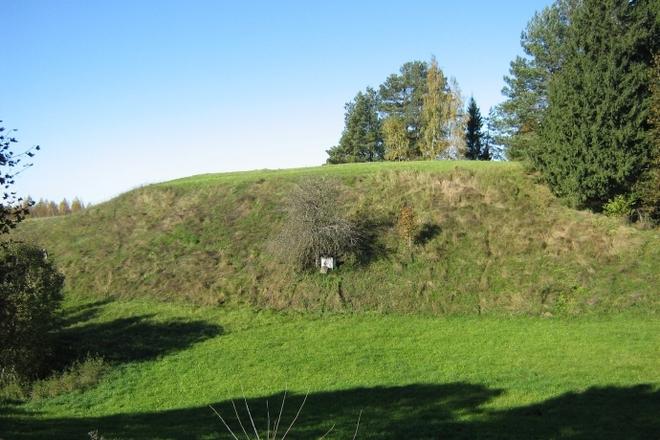 Vorėnų piliakalnis