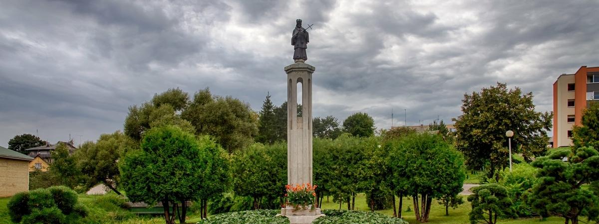 Šv. Jono Nepomuko paminklas