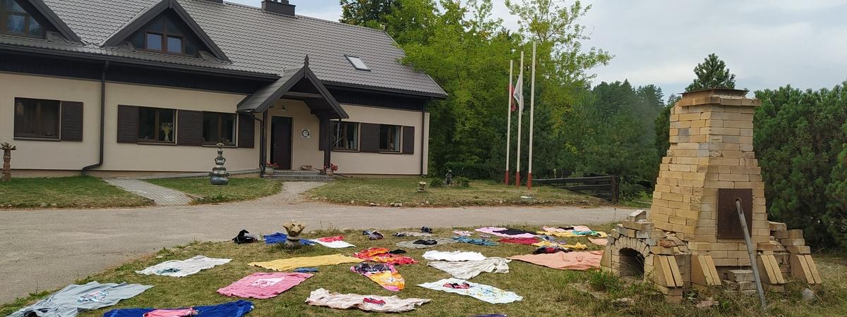 """Zentrum für traditionelles Handwerk """"Künstlerisches Dorf"""""""