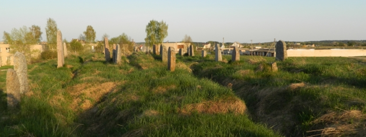 The Old Cemetery of Jews of Molėtai