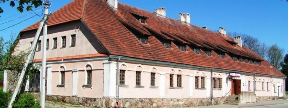 Gasthaus in Alanta