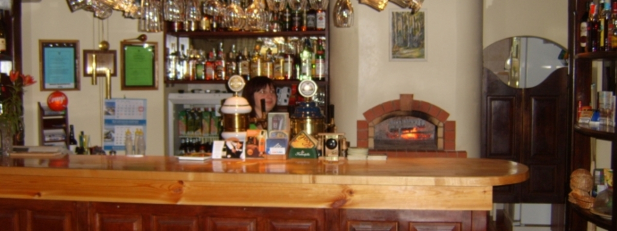 """Gintaras' Bar - Pizzeria"""