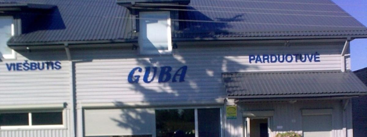 """Guest house """"Guba"""""""