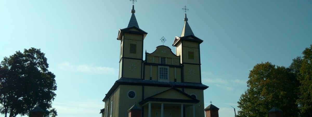 Jonišķu baznīca