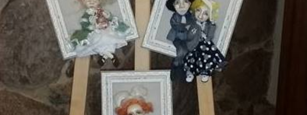 Doll Creation Bildungsprogramme bei Homestead