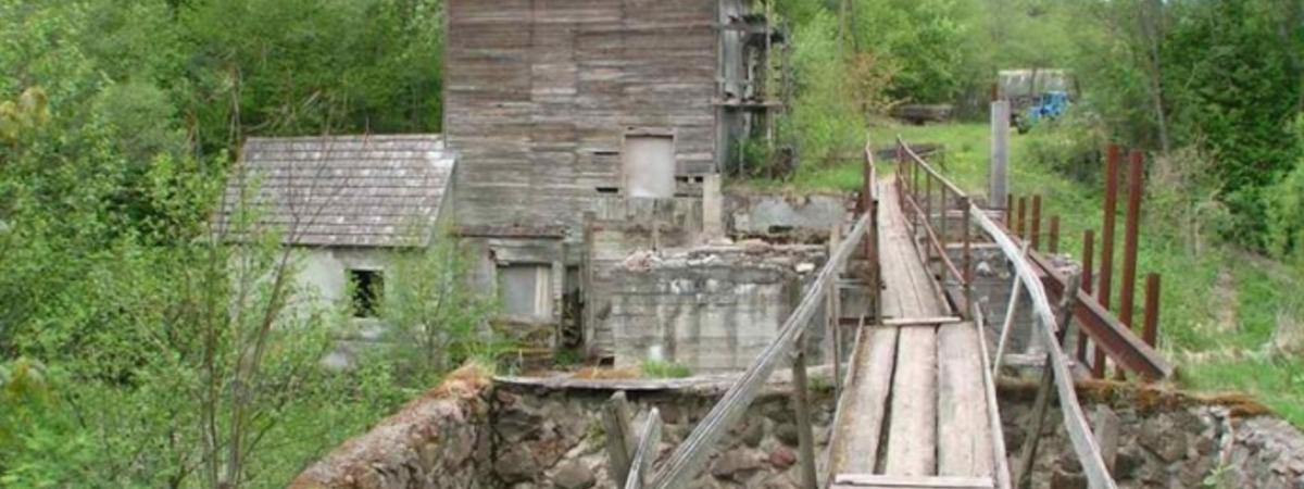 Maišiakulė Watermill