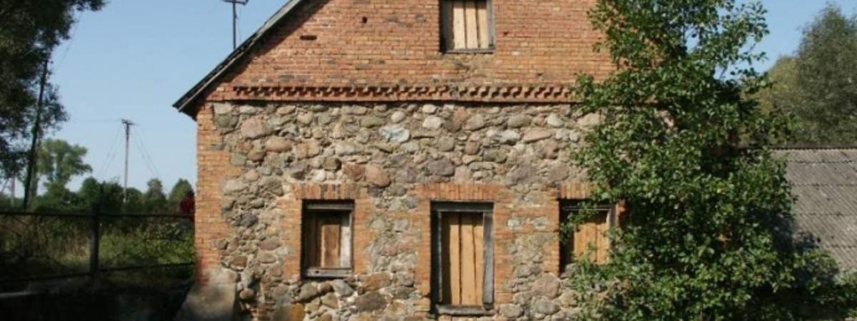 Maßgeschneiderte Wassermühle