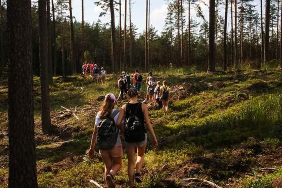 Wanderung im Labanor Regional Park